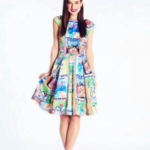 ♠️Rare Kate Spade Mariella Plan A Picnic Dress